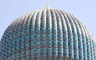 World Heritage #0603 – Samarkand – Crossroad of Cultures