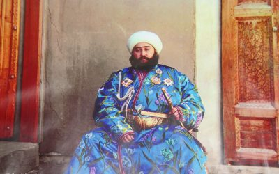 The Emir of Bukhara and the lost camels