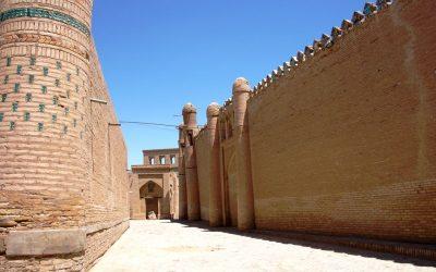 World Heritage #0543 – Itchan Kala
