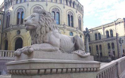 Sculptures in the centre of Oslo, Part 1