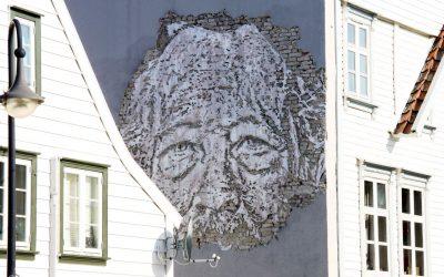 Street Art in Stavanger, Norway
