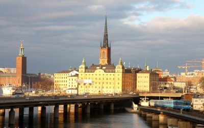 Gamla Stan and other highlights of Stockholm