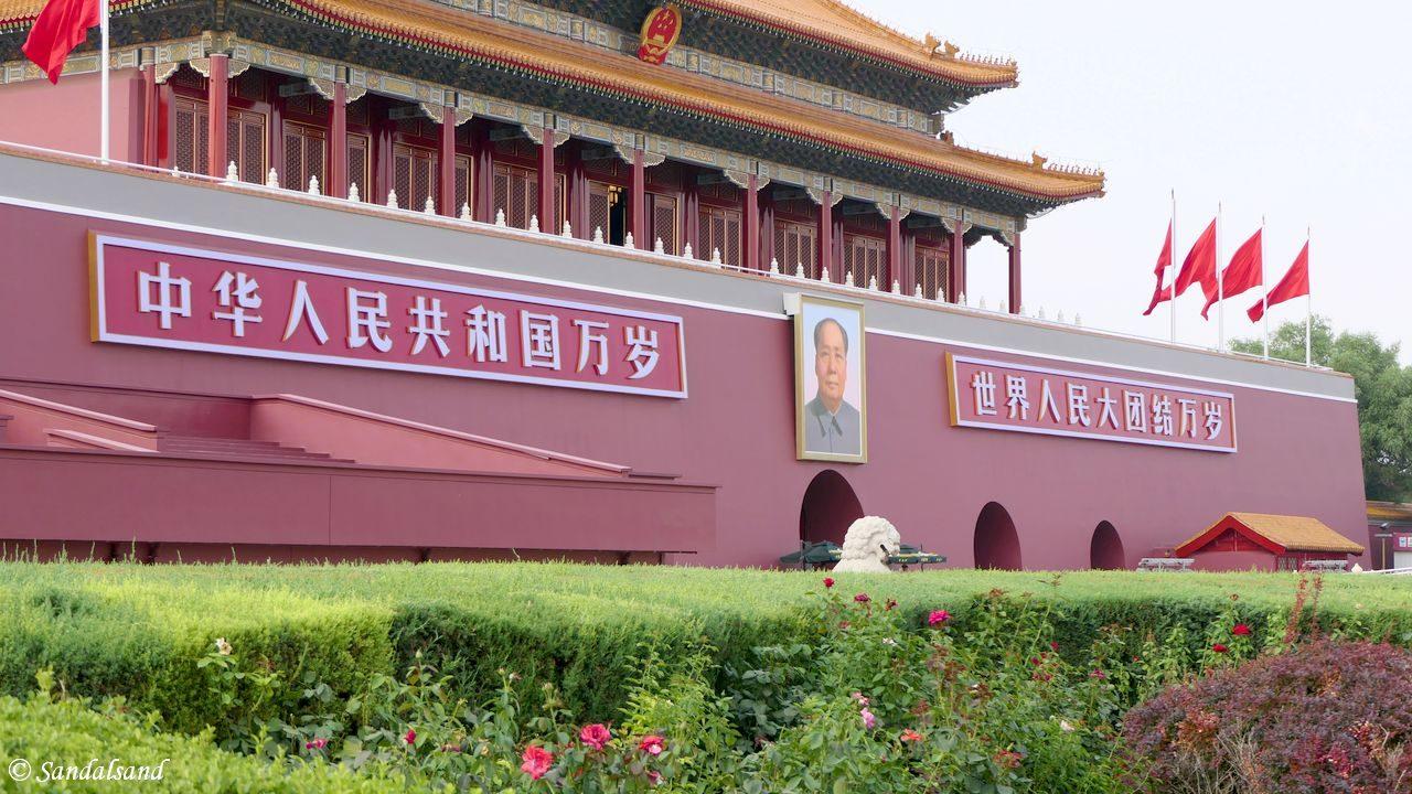 China - Beijing - Tiananmen Square - Forbidden City