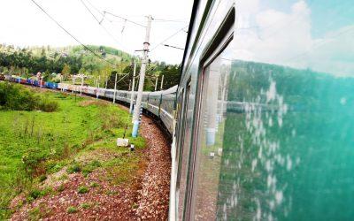 VIDEO – Russia – Trans-Siberian Railway