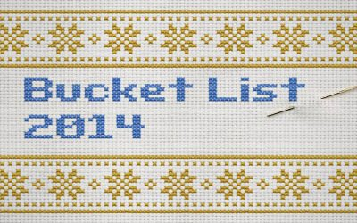 Bucket list for 2014 and beyond