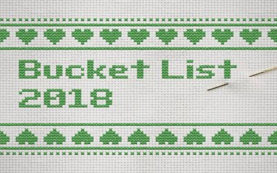 Bucket list for 2018 and beyond