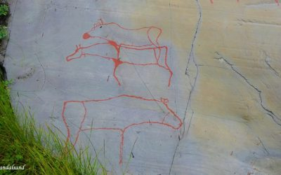 World Heritage #0352 – Rock Art of Alta