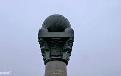 World Heritage #1187 – Struve Geodetic Arc