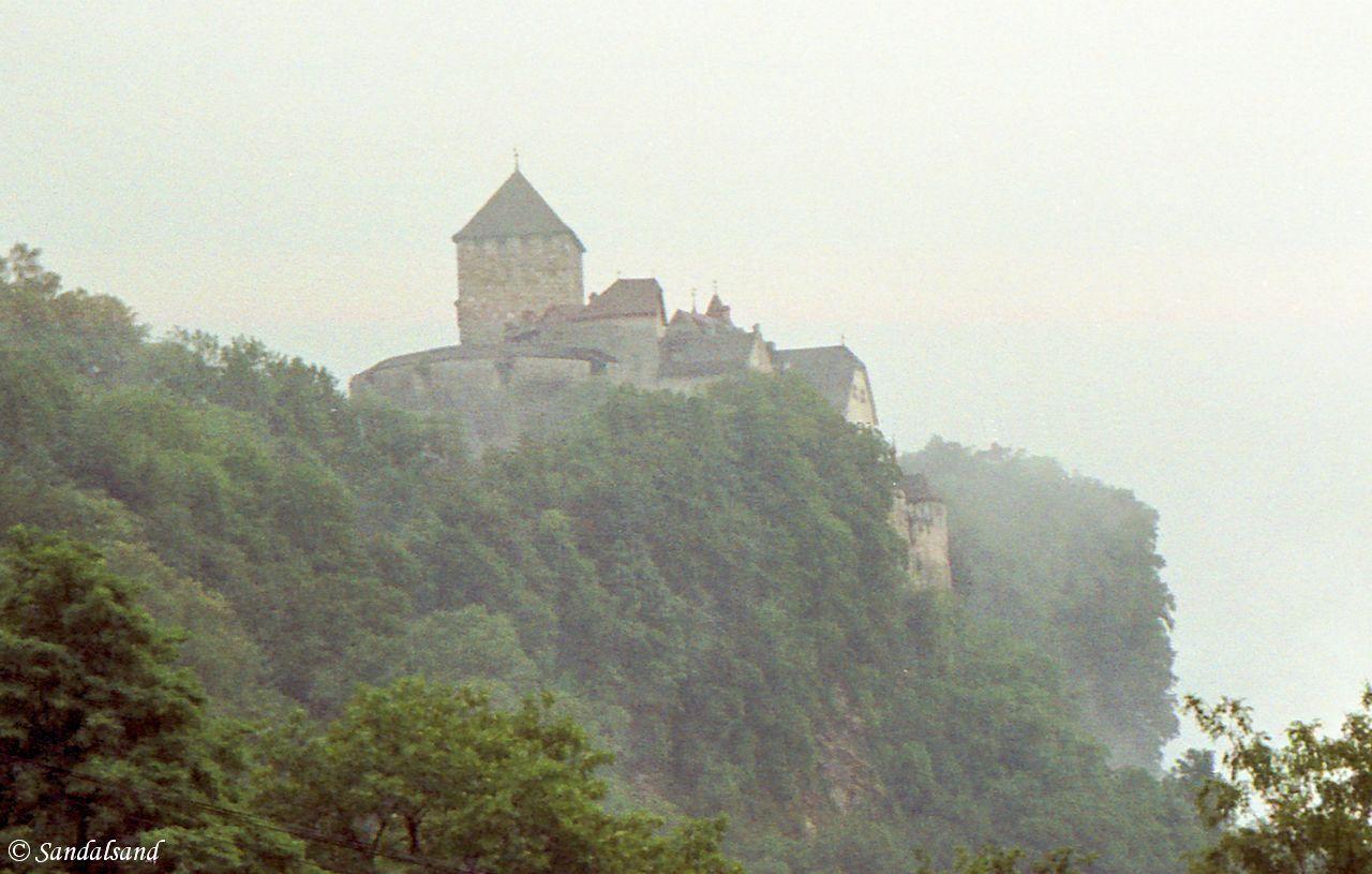 Vaduz and Liechtenstein on a detour