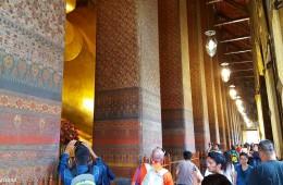 Bangkok 2015 (5) The lovely sound of Wat Pho's bronze bowls