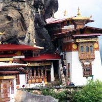 Bhutan 2015 (4) The holy Taktsang Lhakhang (Tiger's Nest)