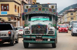 Bhutan 2015 (5) The city of Paro