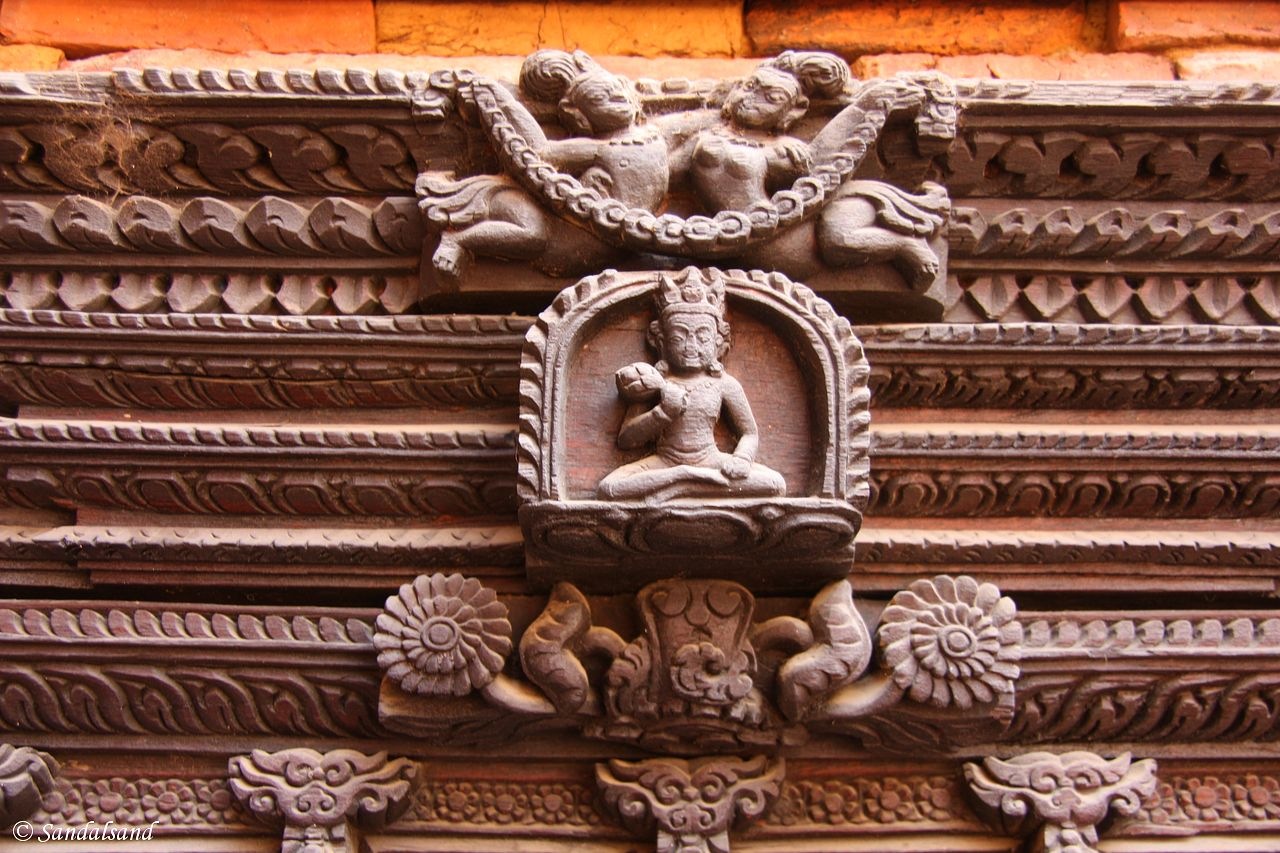 The former city-state of Patan, now Nepal