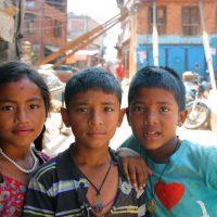 The beautiful town of Bhaktapur, Nepal