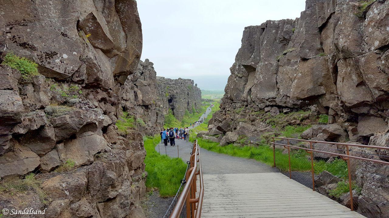 World Heritage #1152 – Thingvellir National Park