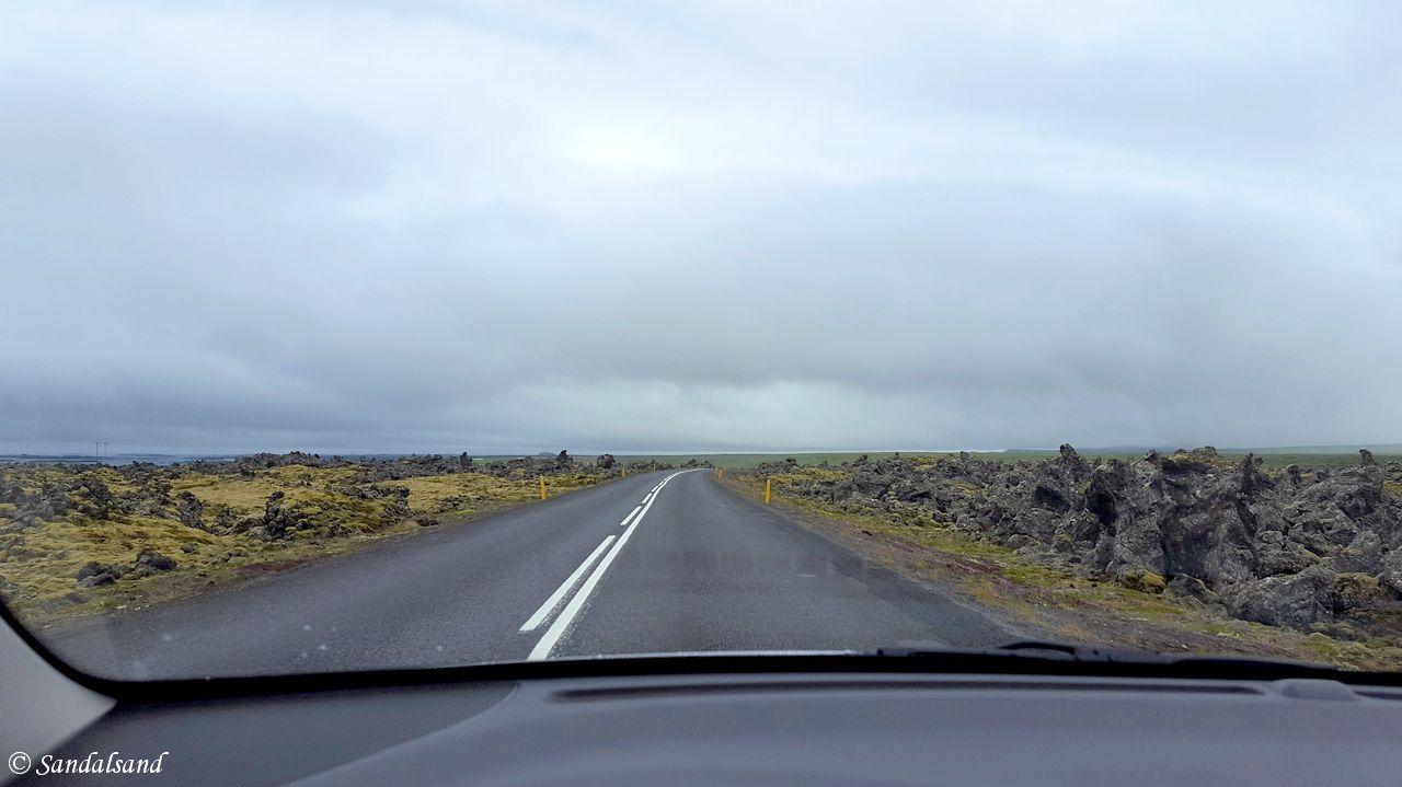 The Snæfellsnes peninsula in Iceland