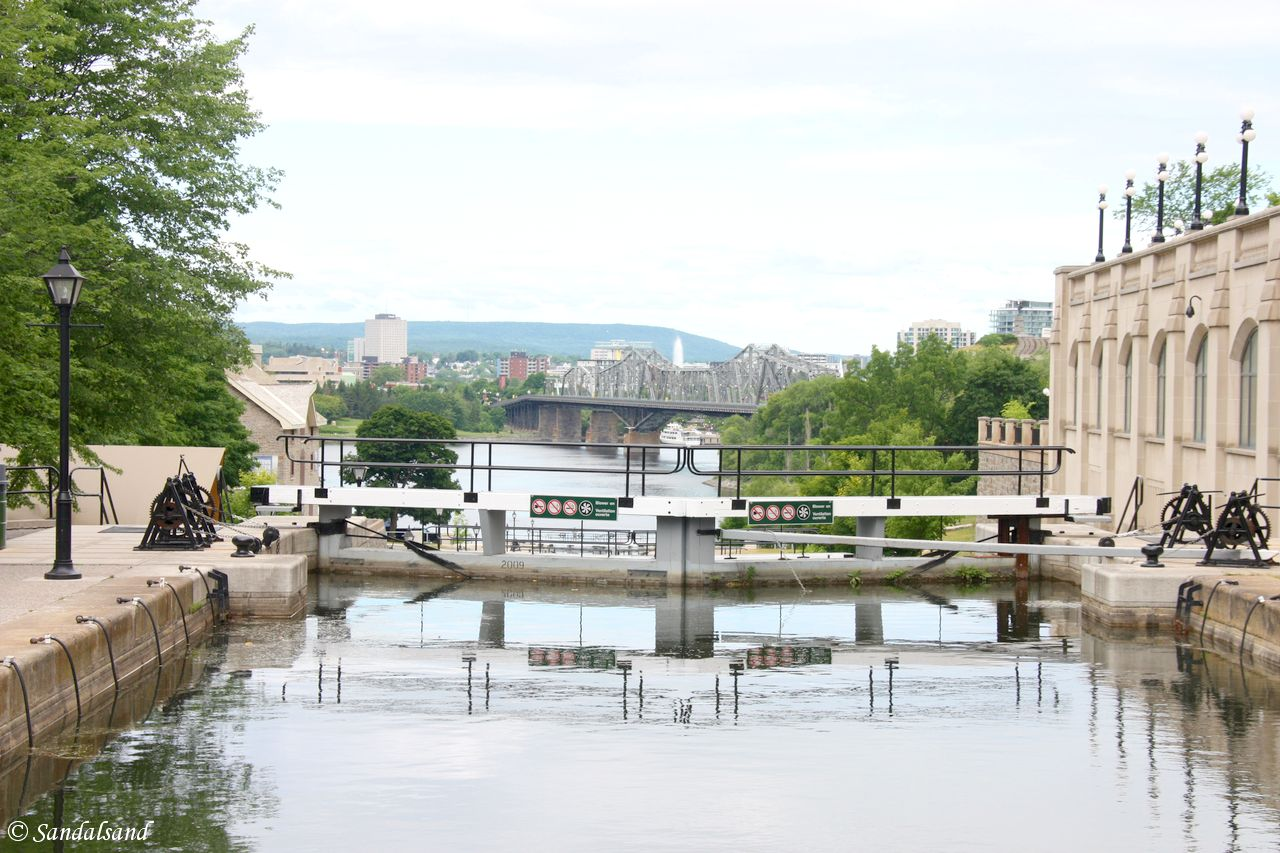 World Heritage #1221 – Rideau Canal