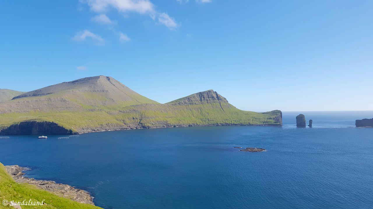Attractions on Streymey and Vágar islands