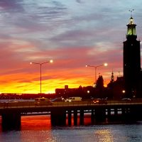 What to do revisiting Stockholm?