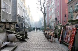 A walk in Gdansk, part 1