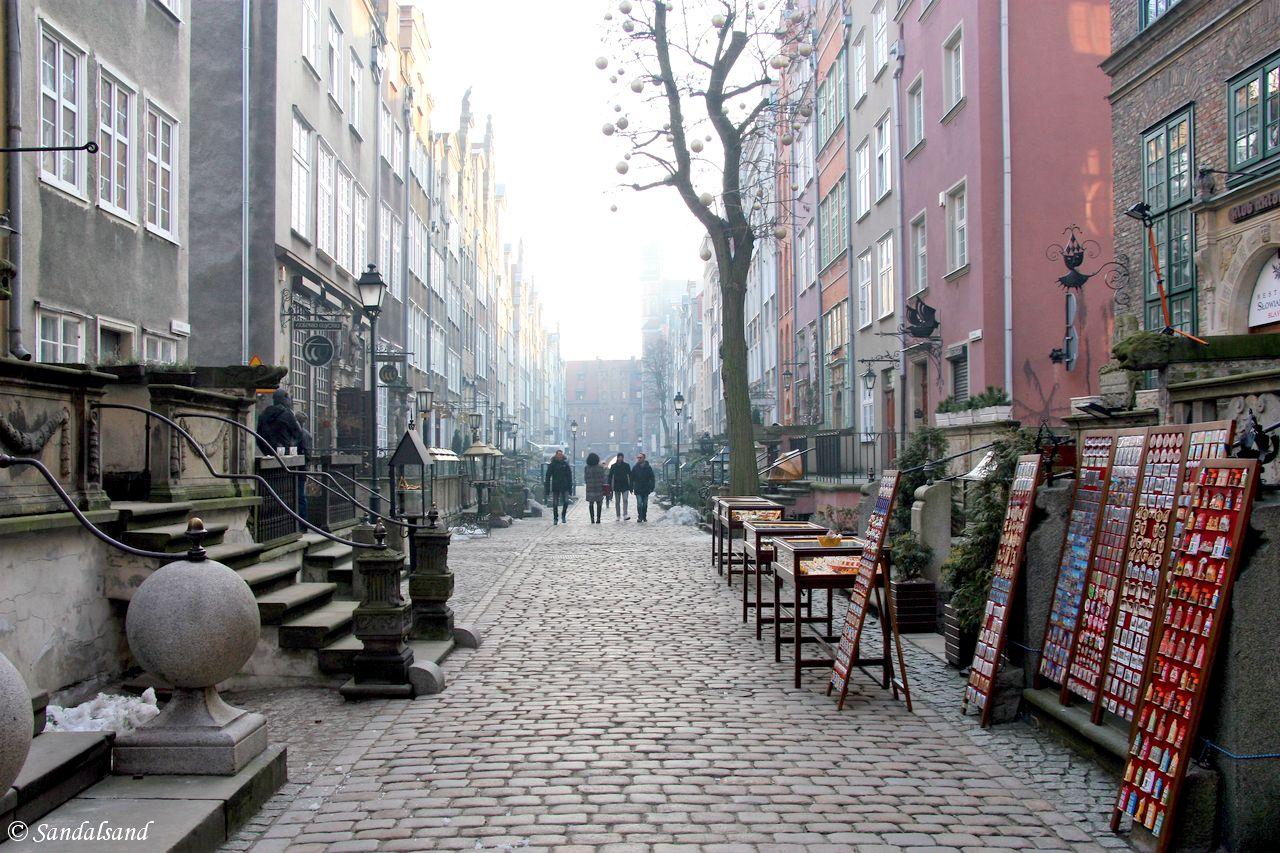 A walk in Gdansk, part 1