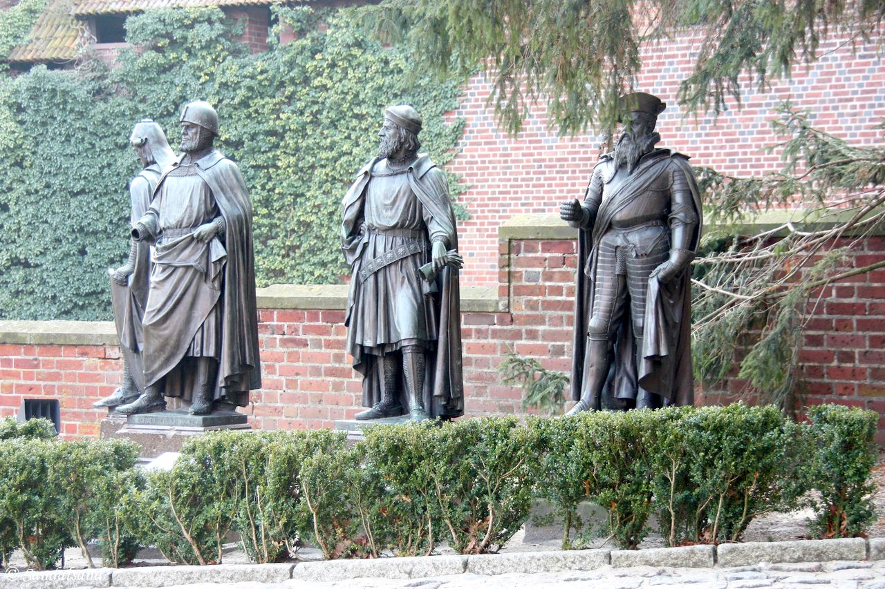 Malbork Castle on a day trip from Gdansk