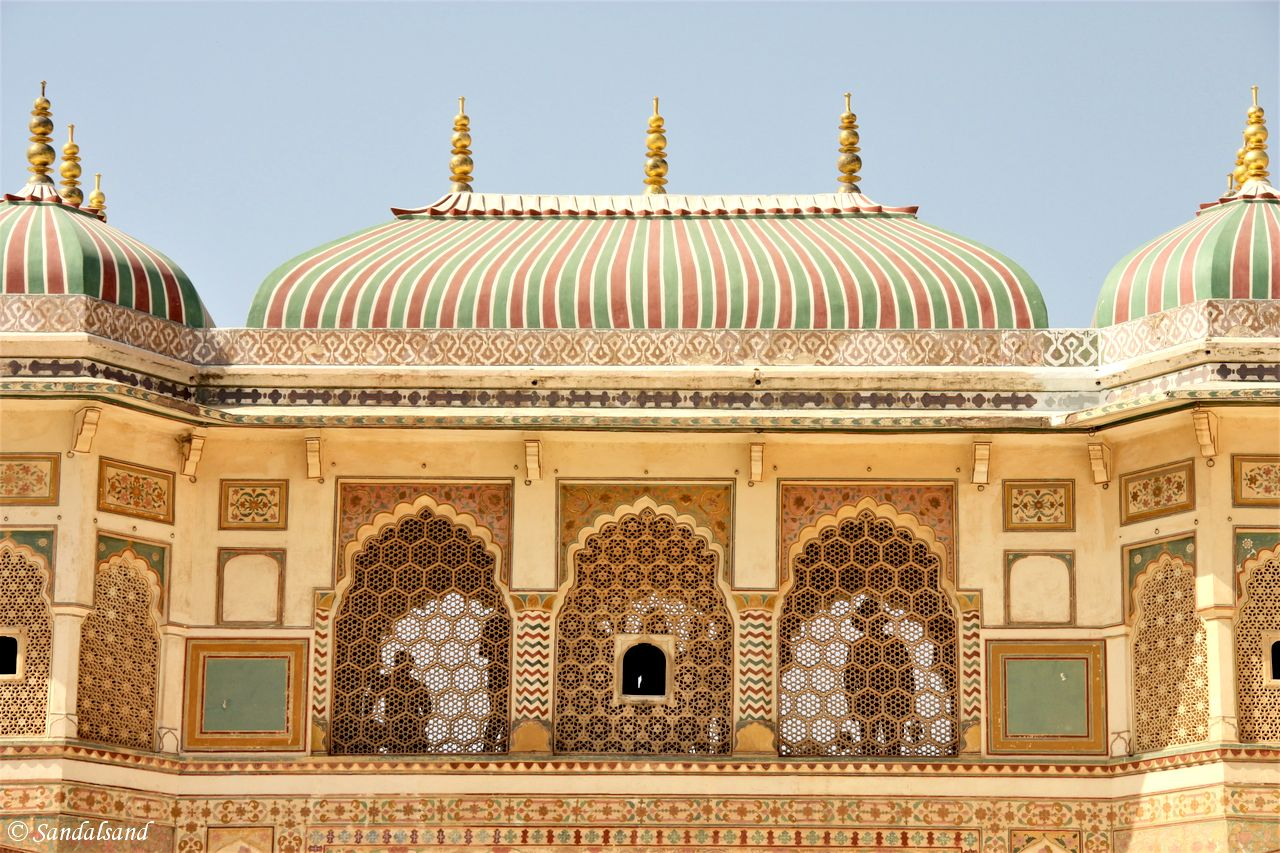 World Heritage #0247 – Hill Forts of Rajasthan