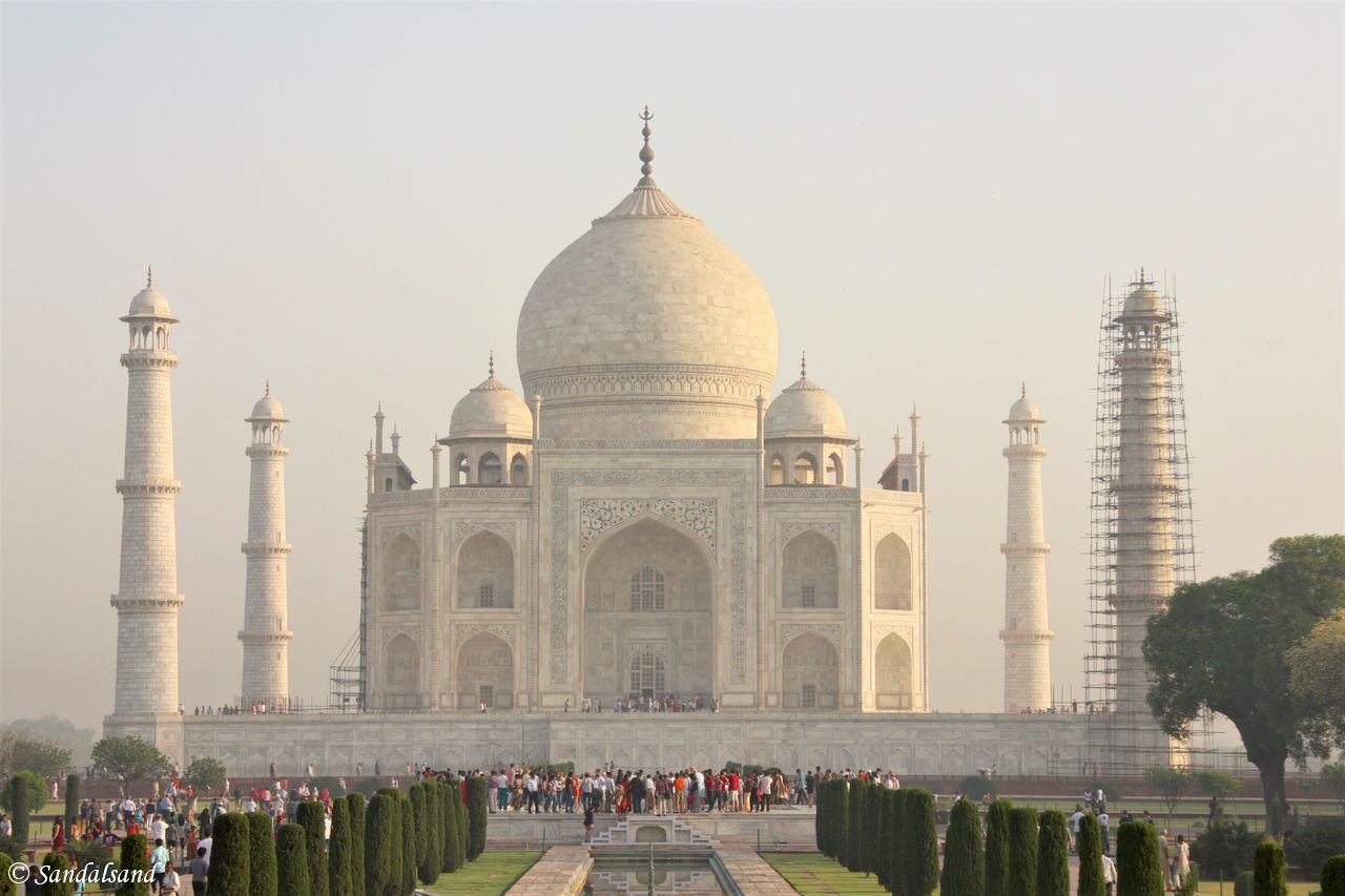 World Heritage #0252 – Taj Mahal