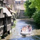 75 noteworthy sights in Bruges