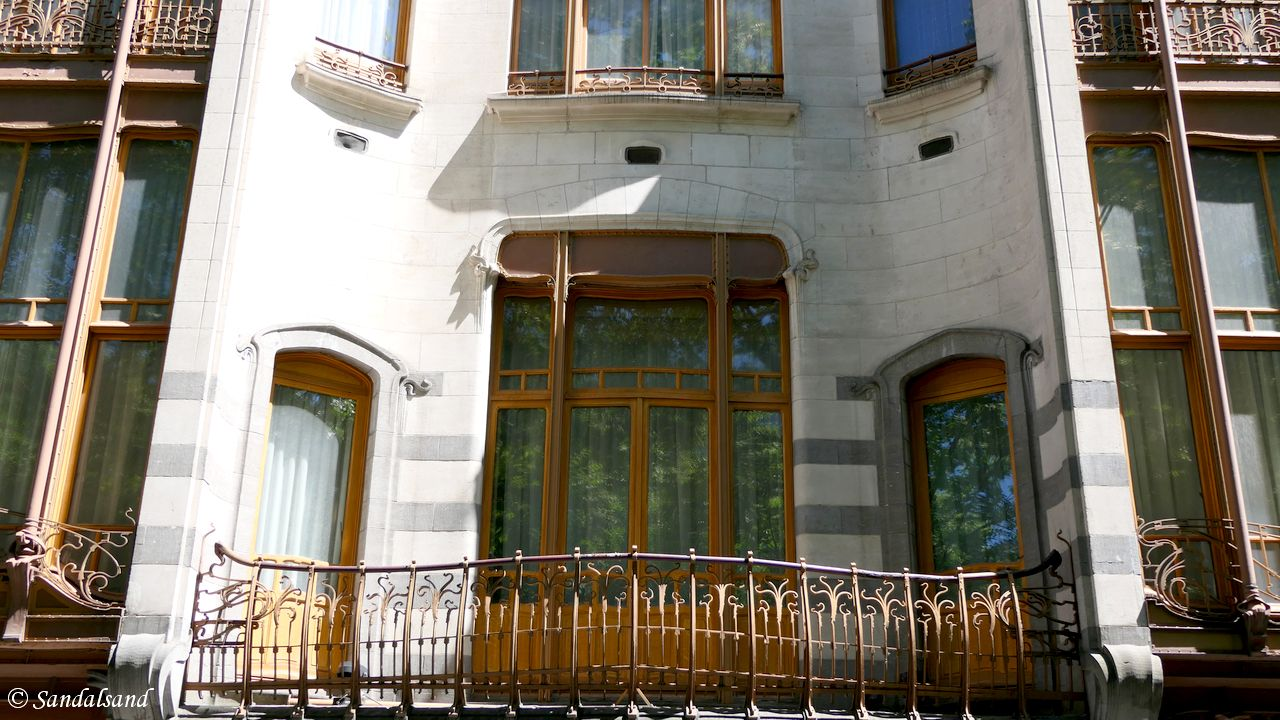 World Heritage #1005 – Major Town Houses of the Architect Victor Horta (Brussels)