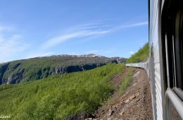 The Ofoten line – wild, beautiful and important