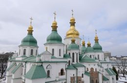 World Heritage #0527 – Kiev: Saint-Sophia Cathedral and Related Monastic Buildings, Kiev-Pechersk Lavra