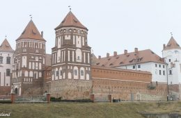 World Heritage #0625 – Mir Castle Complex