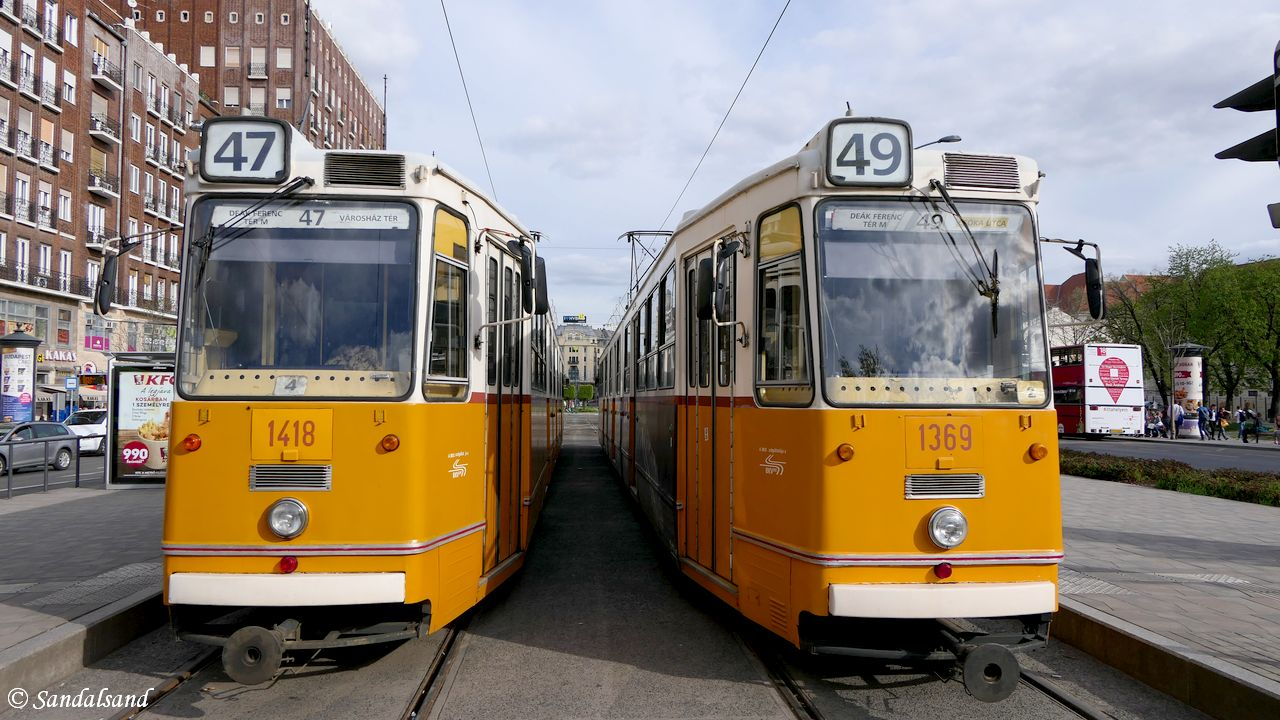 The challenge of revisiting Budapest