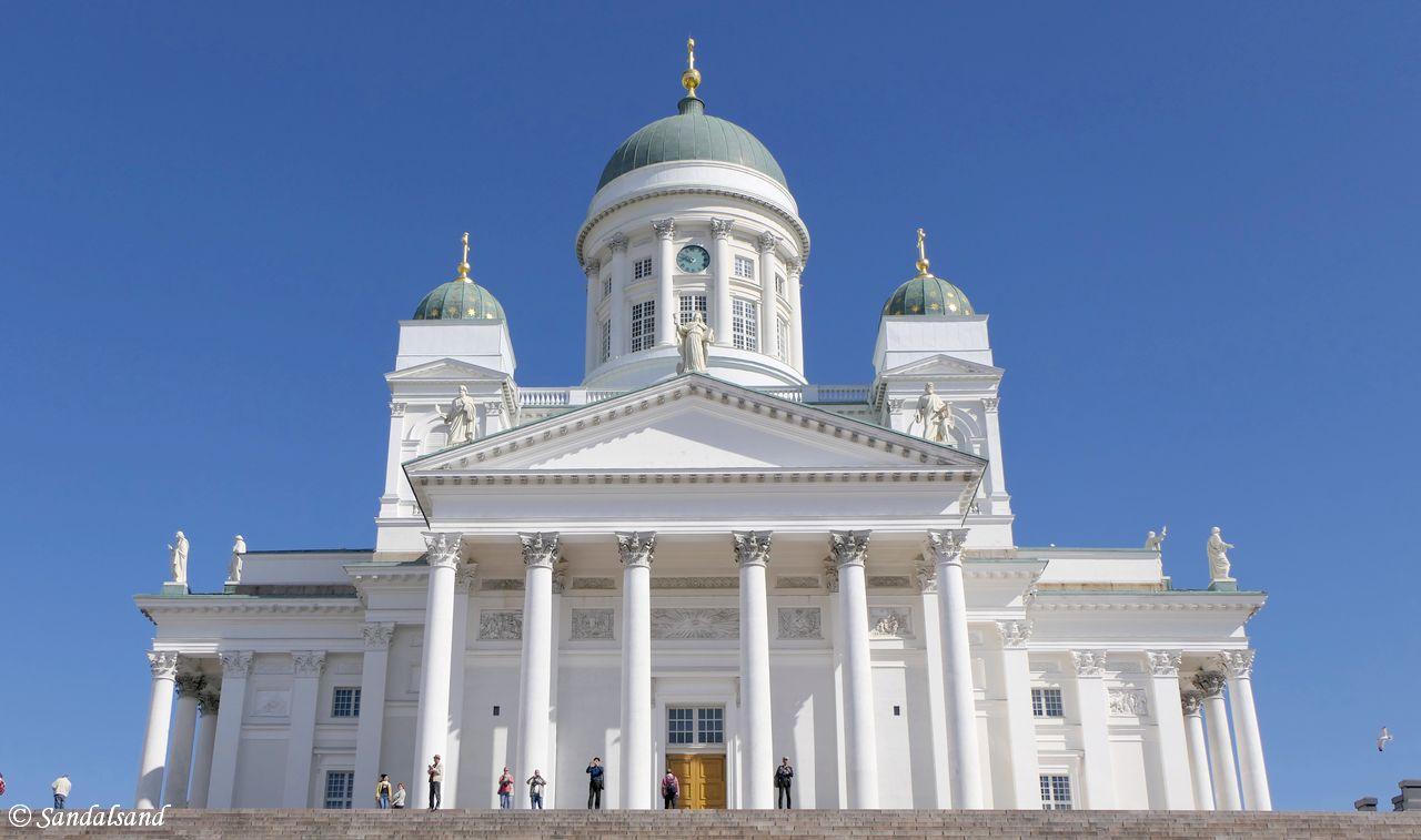 The ultimate Helsinki city walks