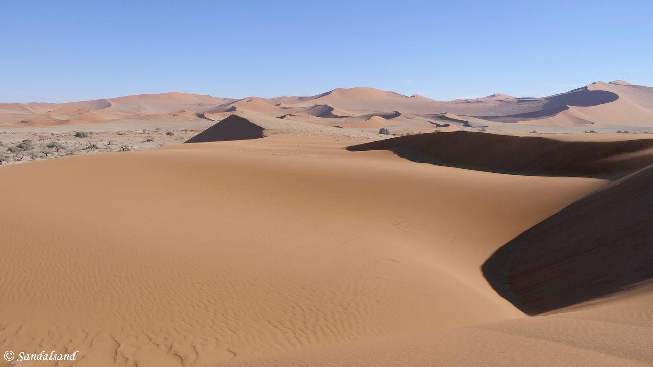 World Heritage #1430 – Namib Sand Sea