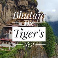 VIDEO – Bhutan – Tiger's Nest