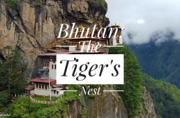 VIDEO – Bhutan – Tiger's Nest