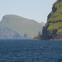 A boat trip to Hestur, Koltur and a concert in the caves