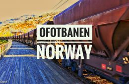 VIDEO – Norway – Ofotbanen