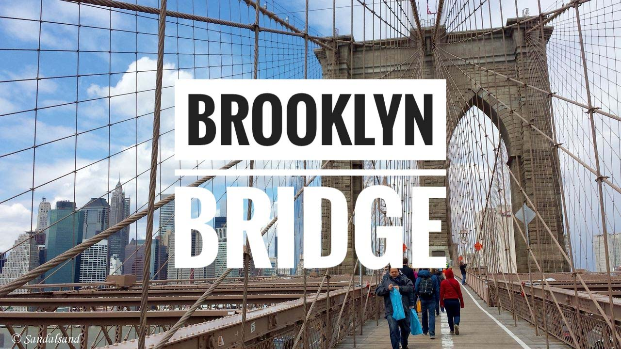 VIDEO – USA – Brooklyn Bridge
