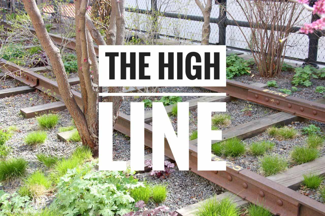 VIDEO – USA – New York's High Line