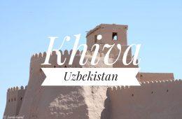 VIDEO – Uzbekistan – Khiva